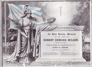 Robert-Wilson-death