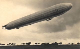 Airship-LZ24-German-Naval-bomber-L3
